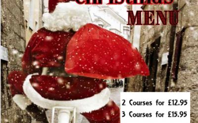 Seniors Christmas Meals